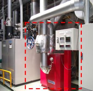 蒸気改質装置