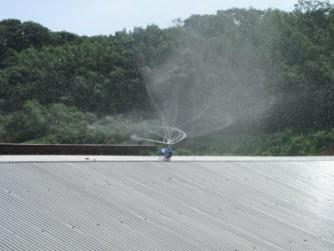 全自動屋根冷却散水システムのご紹介