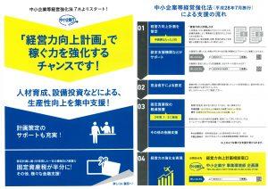 中小企業等経営強化法